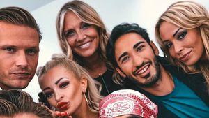 Selfie aus der Maske: Die PBB-Stars sind bereit fürs Finale!