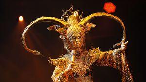 Diese Bedeutung hat Göttinnen-Kostüm für Rebecca Immanuel!