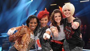 Welches Popstars-Girl passt am besten in die Band?