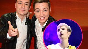 Die Lochis und Justin Bieber