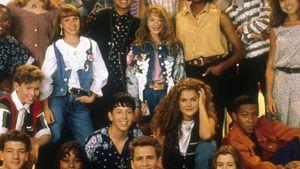 Christina Aguilera, Ryan Gosling, Britney Spears, Justin Timberlake und Keri Russell