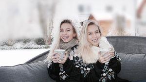 Die Musical.ly-Zwillinge Lisa und Lena