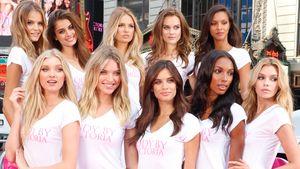 Viel zu angezogen! Victoria's Secret präsentiert neue Engel