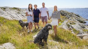 Die norwegische Prinzessin Ingrid Alexandra (17) hat Corona!