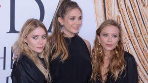 Seltenheit! Olsen-Twins mit Schwester Elizabeth gesichtet