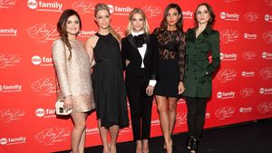 "Die ""Pretty Little Liars"" in New York, 2014"