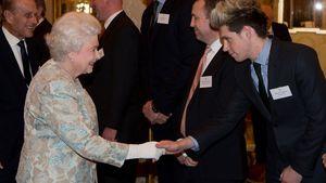 """""""Nette Dame"""": Niall Horan schwärmt von Treffen mit Queen"""