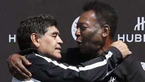 """Liebe dich"": Pelé widmet Maradona (†60) emotionale Worte"