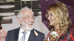 Selten & süß: Dieter Hallervorden (83) gibt Liebes-Interview