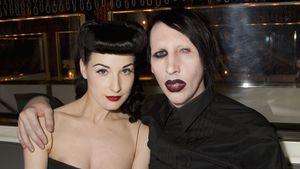 """""""Etwas Schlimmes"""": Dita Von Teese über Marilyn-Manson-Ehe"""