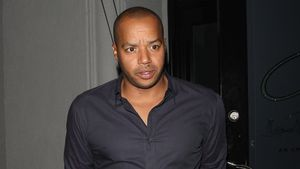 Donald Faison bei einem Dinner in L.A.