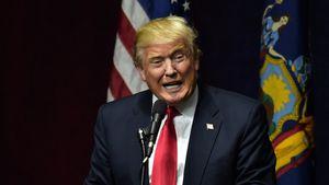 Donald Trump im Juni 2016