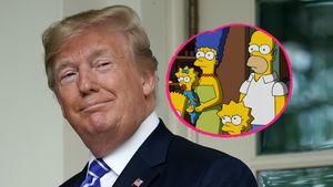 """Sollte diese """"The Simpsons""""-Szene Trumps Tod voraussagen?"""