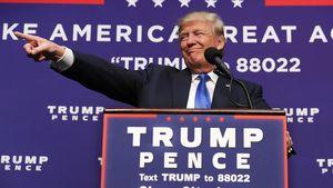 Unglaublich! Donald Trump wird neuer US-Präsident!