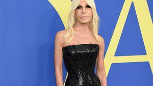 Keine Tiere töten: Donatella Versace verzichtet auf Pelz