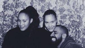 Drake mit Elizabeth und Victoria Lejonhjärta