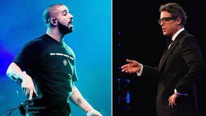 """""""Tatsächlich Liebe""""-Reunion: Hugh Grant macht auf Drake!"""