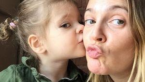 Drew Barrymore: Ihre Kinder stehen immer an erster Stelle