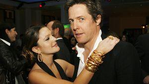 Drew Barrymore knutschte vor Jahren betrunken mit Hugh Grant