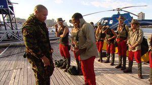 Bye-bye, Junior: Camp-Aus für DIESEN Dschungel-Aufpasser!