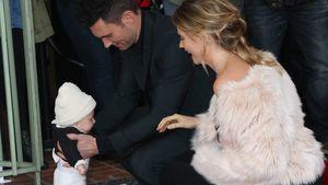 Adam Levine im Vaterglück: Töchterchen raubt ihm den Atem
