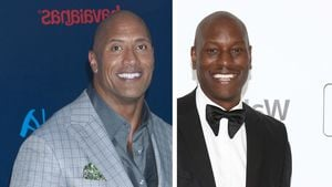 "Dwayne ""The Rock"" Johnson und Tyrese Gibson legen Streit bei"