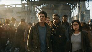 "Nach Dylan O'Briens Setunfall: 1. Trailer zu ""Maze Runners"""