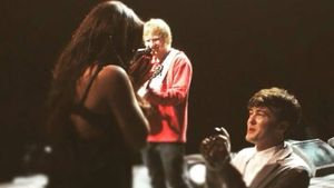 "Dank Ed Sheeran! ""Little Mix""-Jesy bekommt Hochzeitsantrag!"