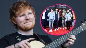 """""""Shape of You"""" auf Koreanisch? Ed Sheeran textet für BTS!"""