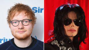 Ed Sheeran und Michael Jackson