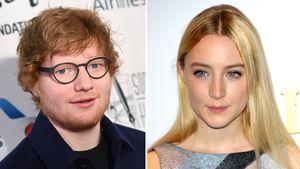 "Ed Sheerans ""Galway Grill""-Tattoo: Ist Saoirse Ronan Schuld?"