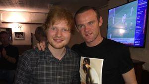 Schräg: Fußballstar will bei Ed Sheerans Hochzeit singen!