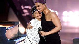 Großes Talent: Alicia Keys' Sohn Egypt rockt die Musikwelt!