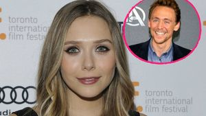 Elizabeth Olsen und Tom Hiddleston Collage