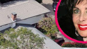 Liz Taylors paradiesische Villa steht zum Verkauf