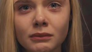 Mutig! Elle Fanning schockt in Bulimie-Kurzfilm