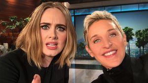 """Adele und Ellen DeGeneres in der """"The Ellen DeGeneres Show"""""""