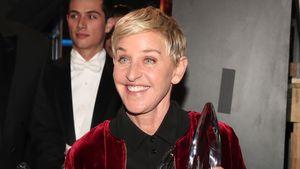 Ellen DeGeneres mit ihren drei People's Choice Awards