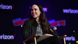 Ellen Page: 1. öffentlicher Auftritt mit ihrer Freundin