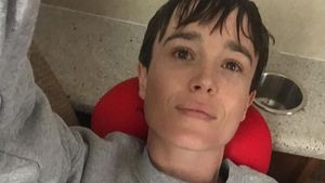 Nach geschlechtsangleichender OP: Neues Foto von Elliot Page