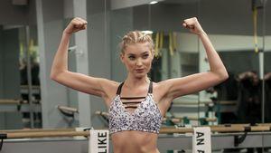 """Fit für """"Victoria's Secret"""": Elsa Hosk zeigt ihr Workout!"""