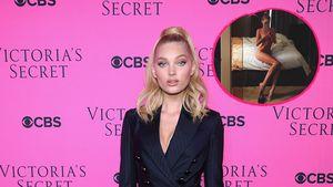 """""""Victoria's Secret""""-Elsa Hosk: Hot im eigenen Schlafzimmer!"""