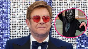 Elton John teilt seltene Aufnahme von seinem Sohn Elijah!