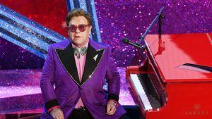 Lungenentzündung: Elton John brach unter Tränen Konzert ab