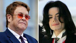 "Elton John fand Treffen mit Michael Jackson ""verstörend"""