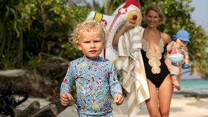 Darum soll Janni und Peers Sohn Emil-Ocean nicht in die Kita