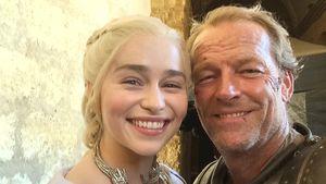 Emilia Clarke freut sich: Dieser GoT-Star ist auf Instagram