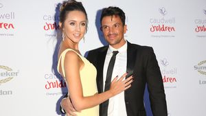 Emily MacDonagh und Peter Andre