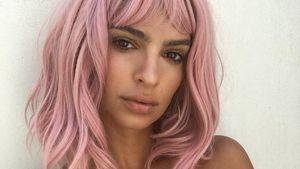 Plötzlich pink! Emily Ratajkowski verblüfft mit neuem Look