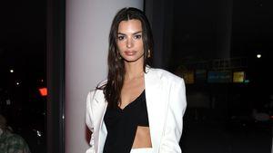 Will Model Emily Ratajkowski bald Nachwuchs bekommen?